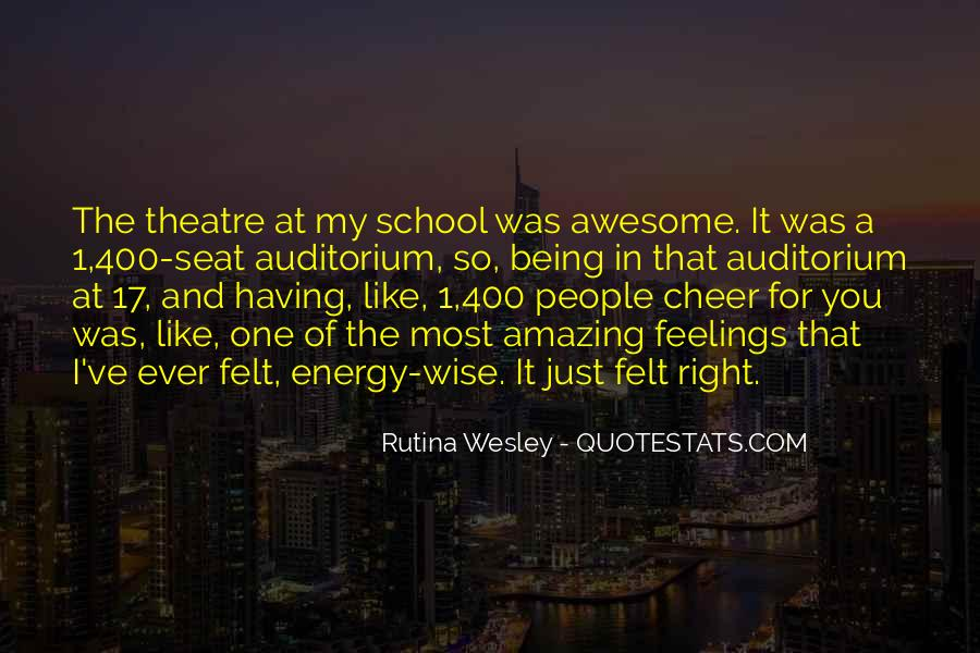 That Was Awesome Quotes #588597