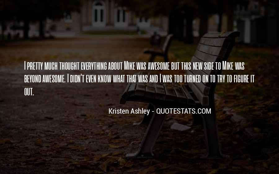 That Was Awesome Quotes #677882