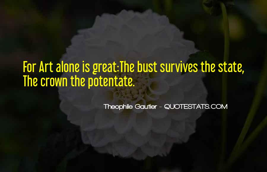 That Which Survives Quotes #131709