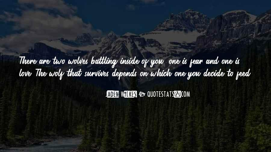 That Which Survives Quotes #1362750
