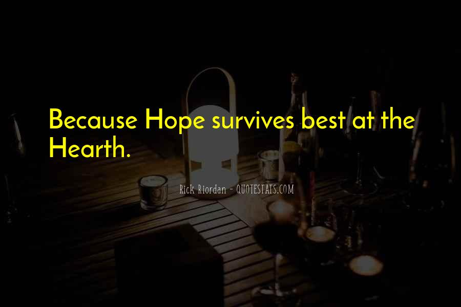 That Which Survives Quotes #234301