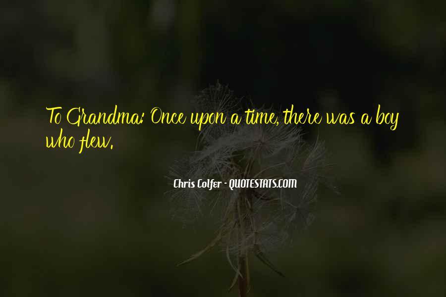 That's My Boy Grandma Quotes #649971