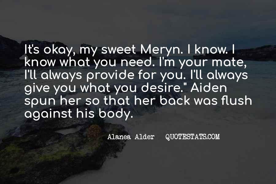 That's So Sweet Quotes #1557497