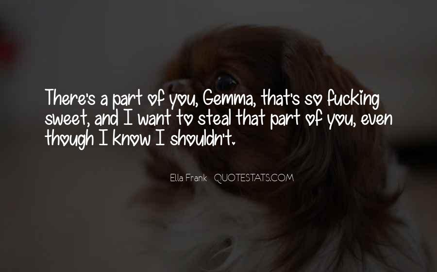 That's So Sweet Quotes #1727339