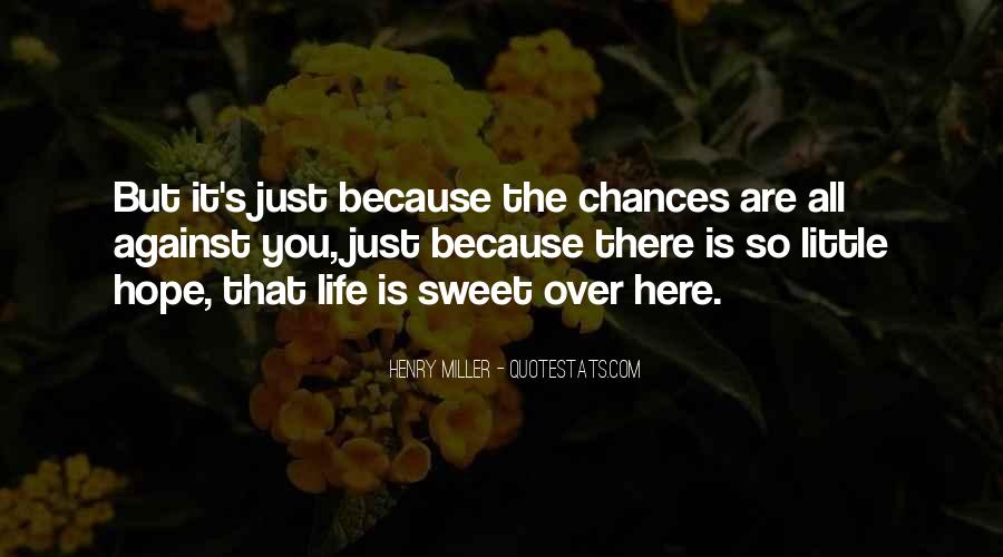 That's So Sweet Quotes #1771385