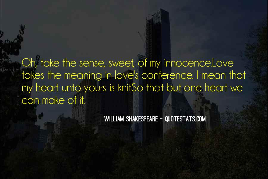 That's So Sweet Quotes #256660