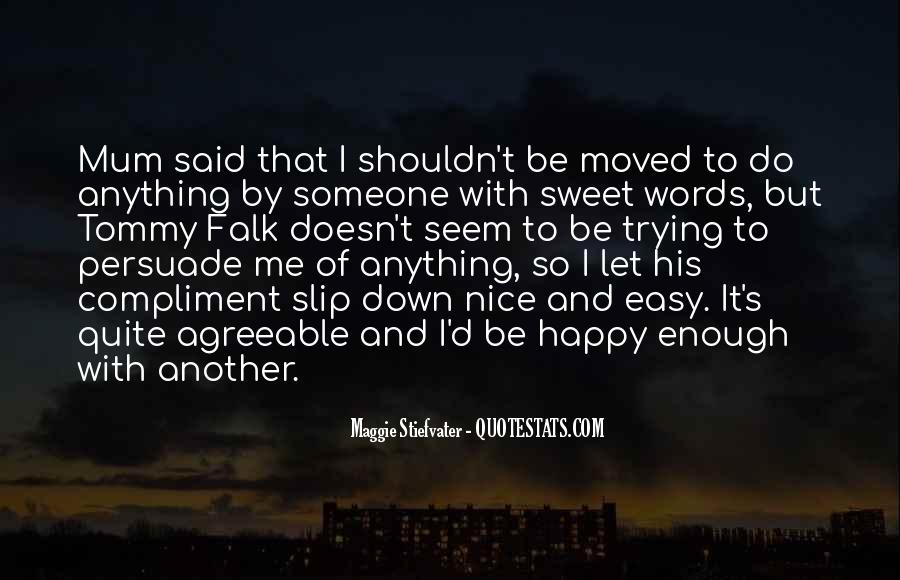 That's So Sweet Quotes #707271