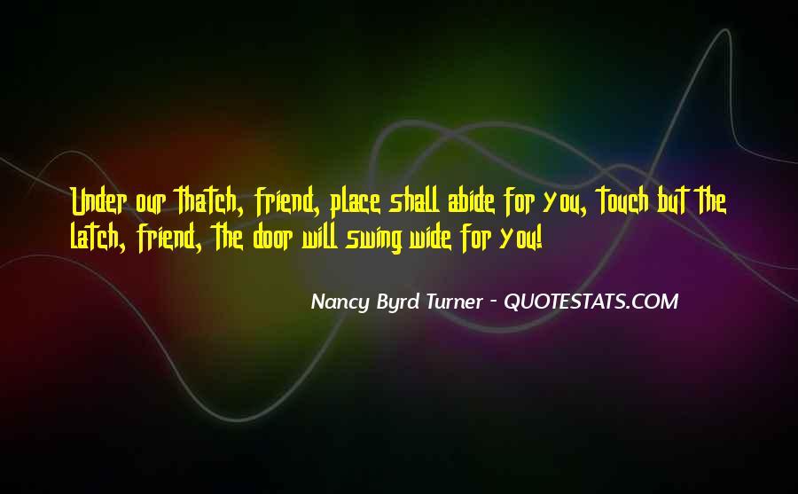 Thatch Quotes #1444361