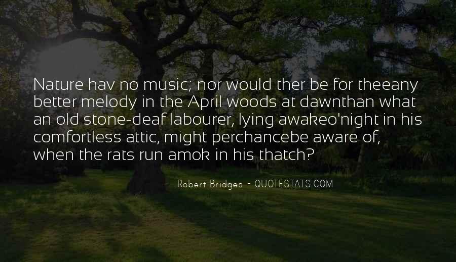 Thatch Quotes #35156