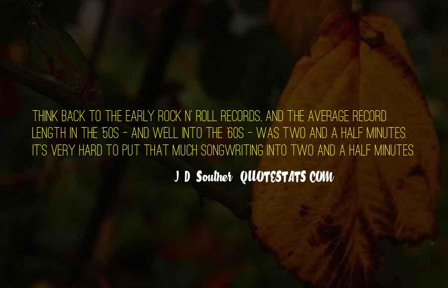 The 60s Quotes #125467