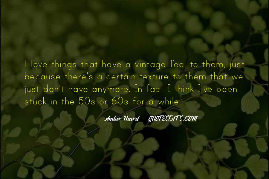 The 60s Quotes #276663