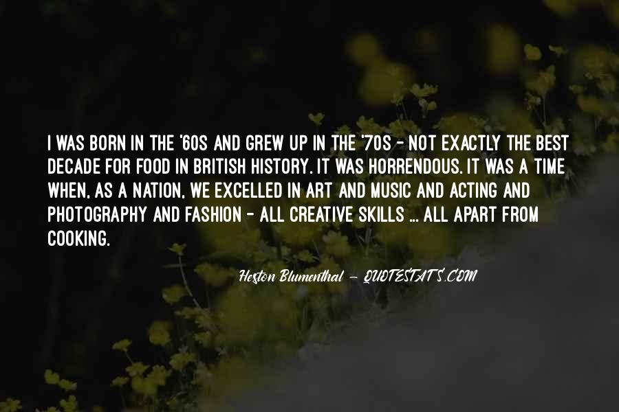 The 60s Quotes #339872