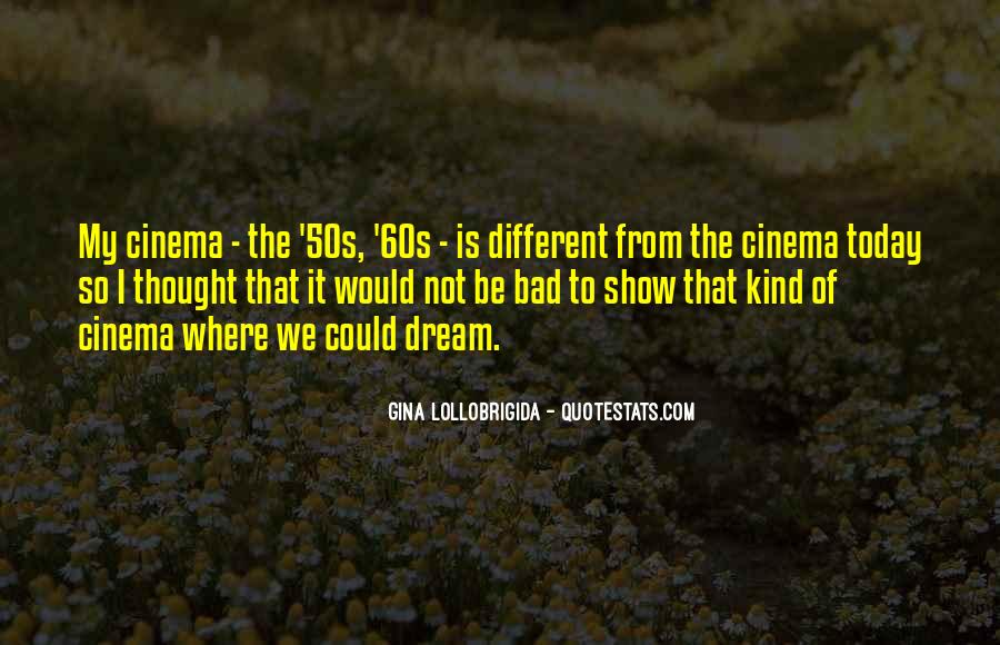 The 60s Quotes #76647