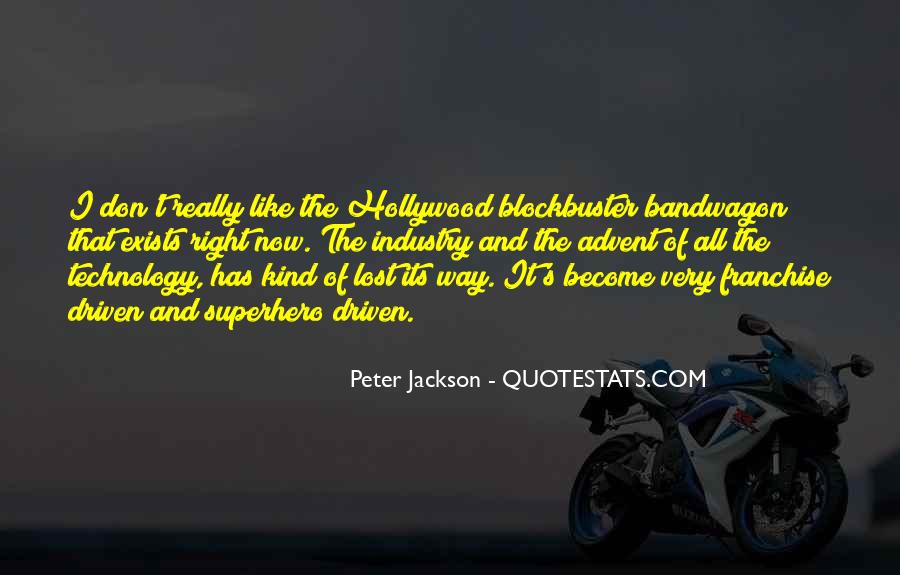 The Bandwagon Quotes #1567225