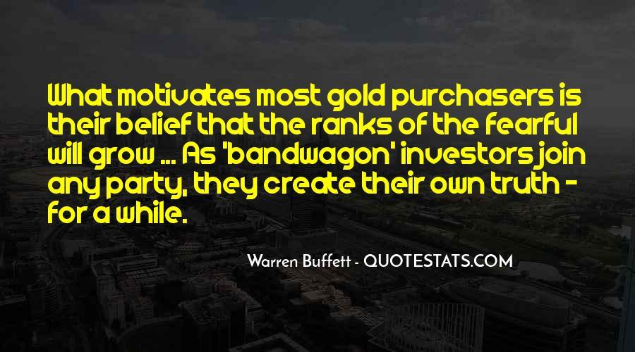 The Bandwagon Quotes #365079