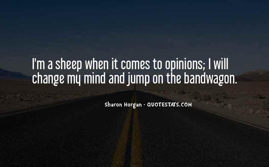 The Bandwagon Quotes #493640