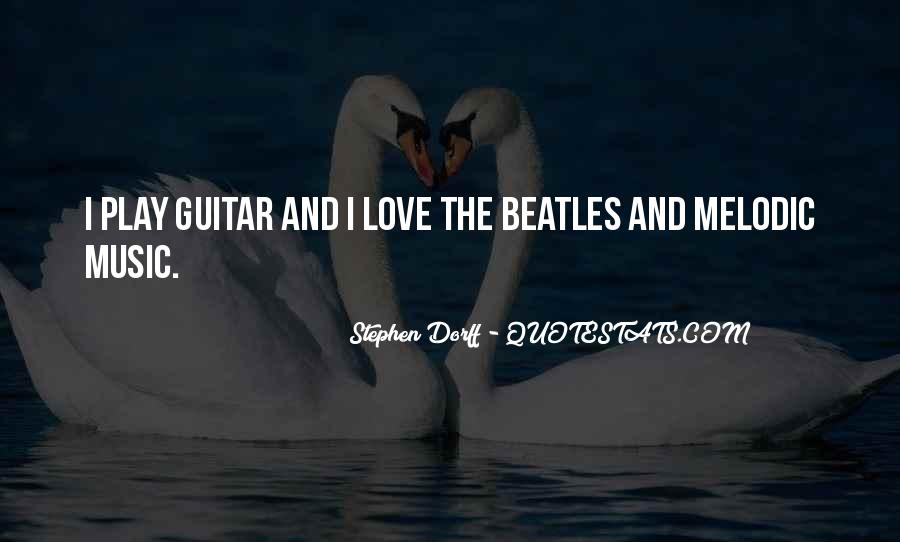 The Beatles Love Quotes #1385145