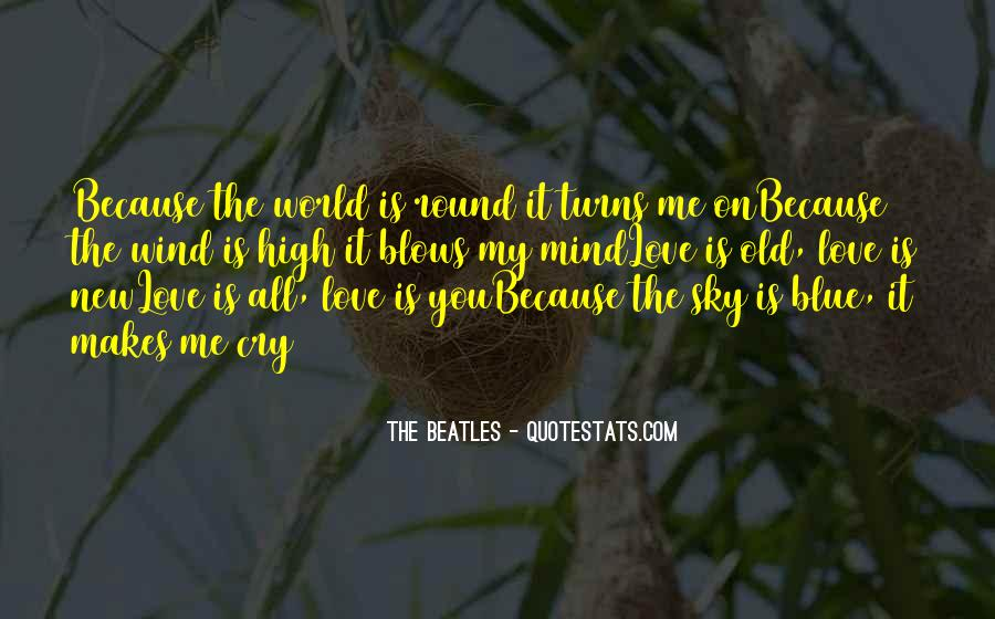 The Beatles Love Quotes #1420256