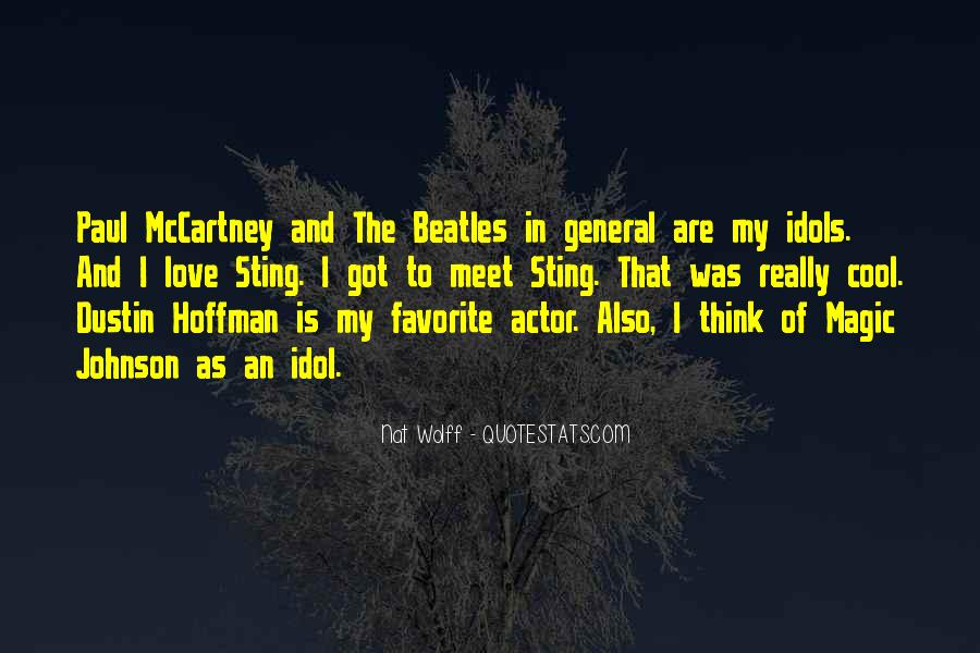 The Beatles Love Quotes #1565366