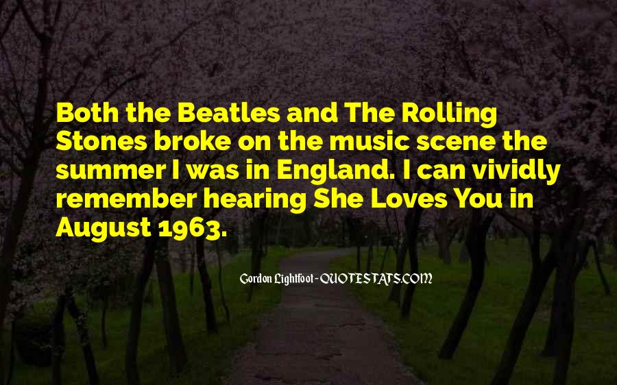 The Beatles Love Quotes #303038