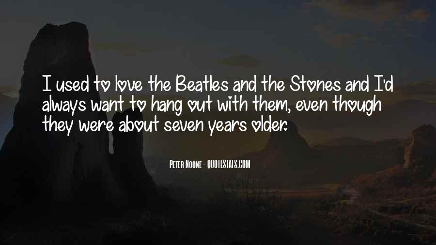 The Beatles Love Quotes #385807
