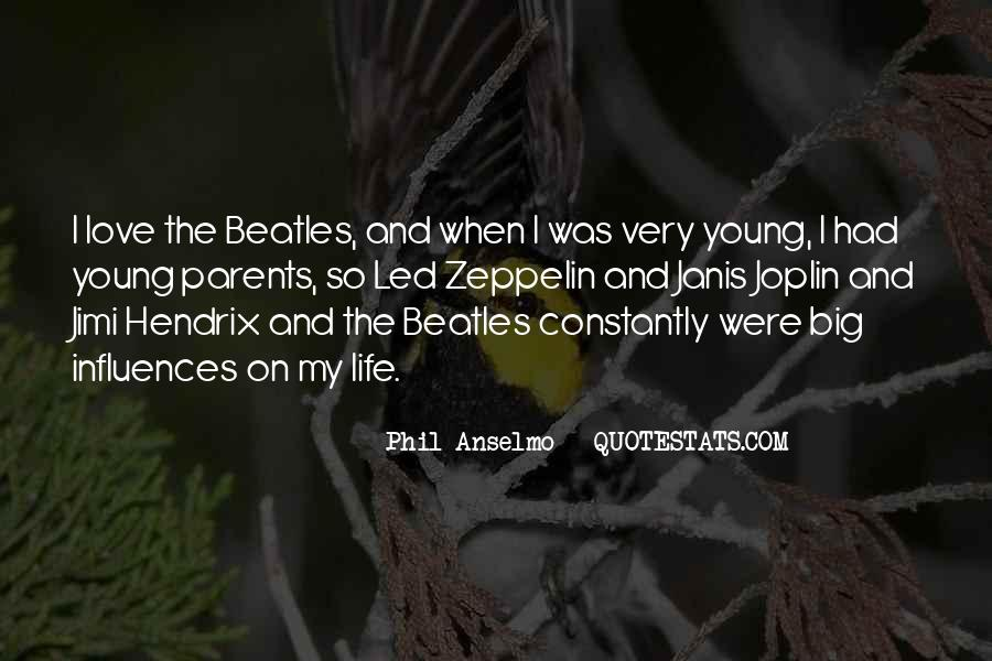 The Beatles Love Quotes #387101