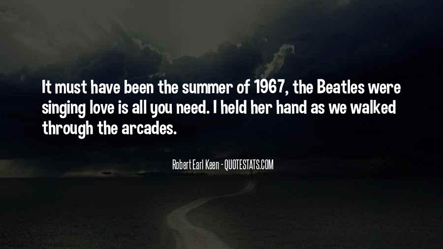 The Beatles Love Quotes #584747