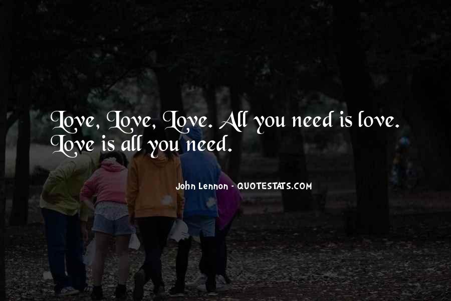 The Beatles Love Quotes #591481