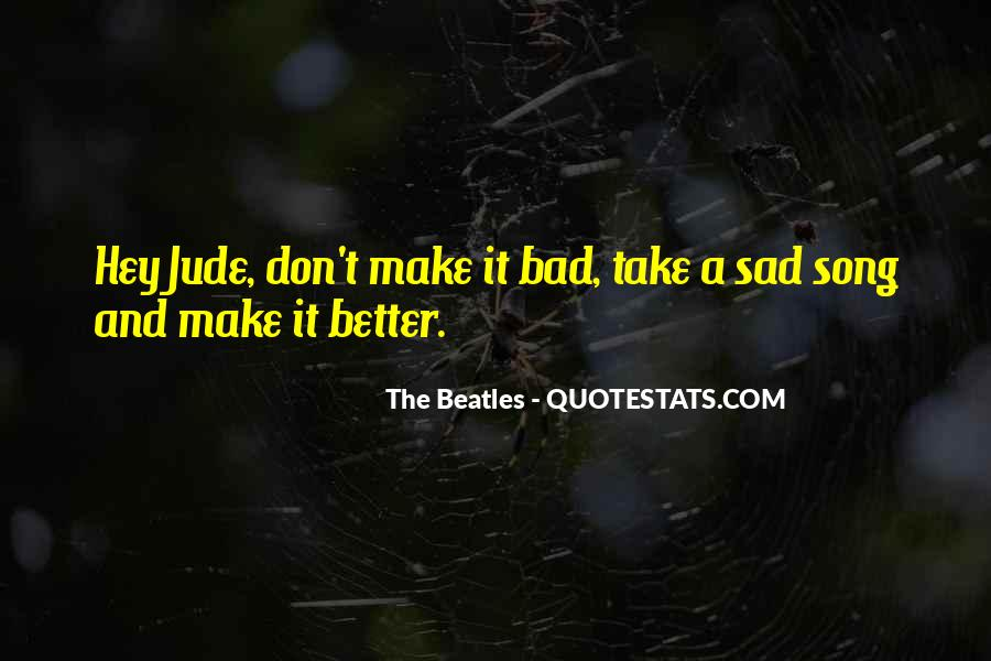 The Beatles Love Quotes #633090