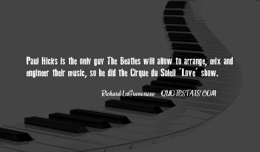 The Beatles Love Quotes #712855