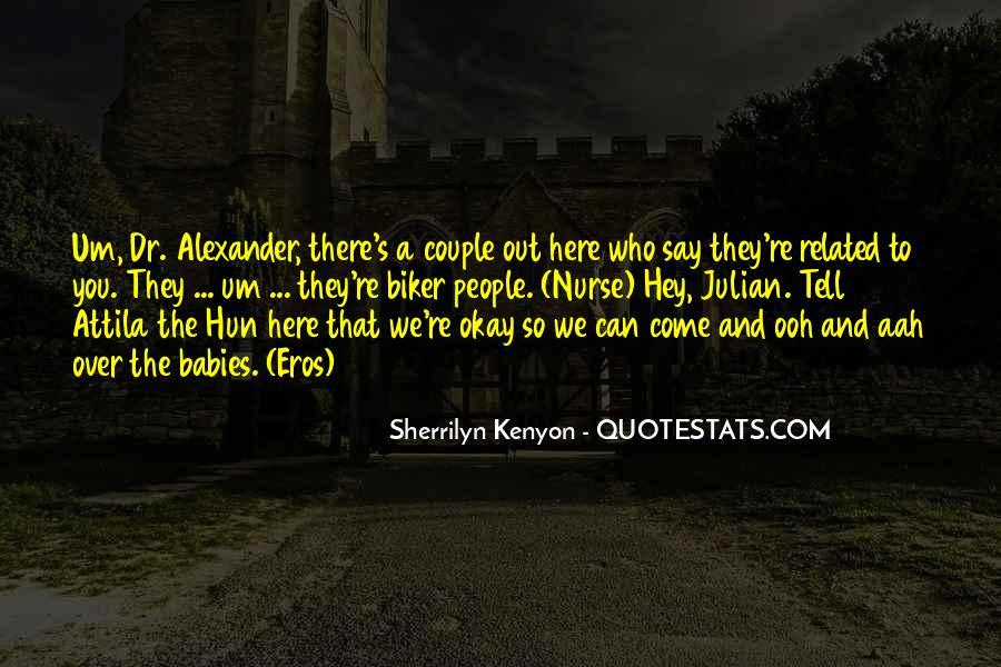 Quotes About Attila The Hun #716815