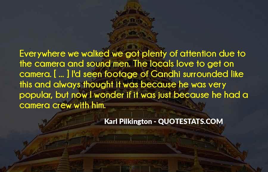Quotes About Attila The Hun #870855