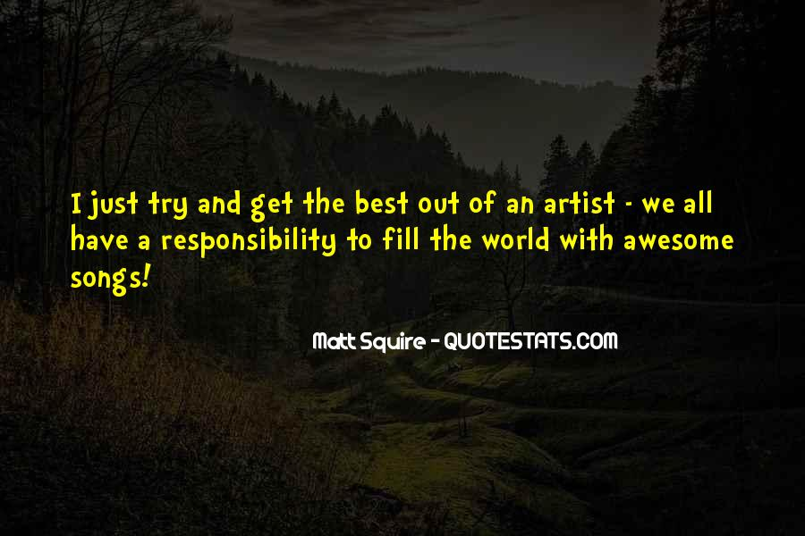 The Best Artist Quotes #100