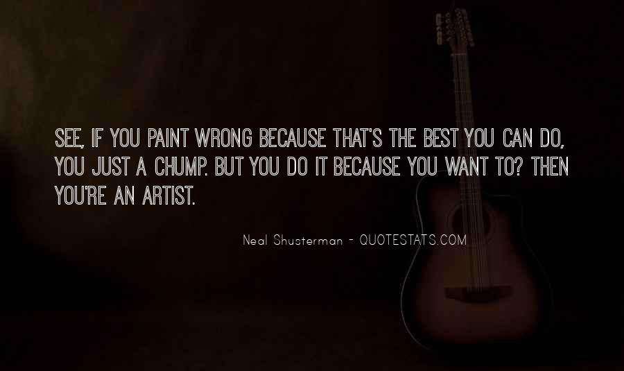 The Best Artist Quotes #1095807