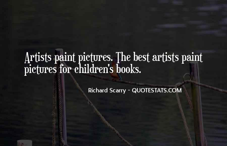 The Best Artist Quotes #1097109