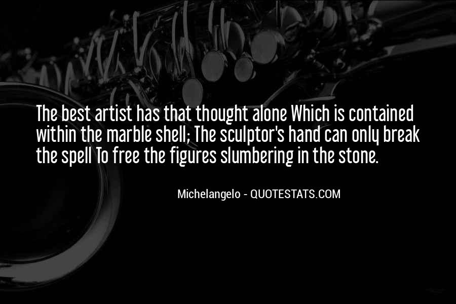The Best Artist Quotes #1117261