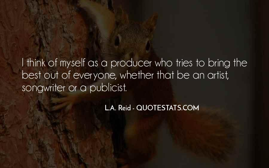 The Best Artist Quotes #1149629