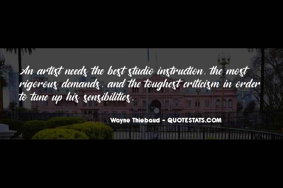 The Best Artist Quotes #1152771