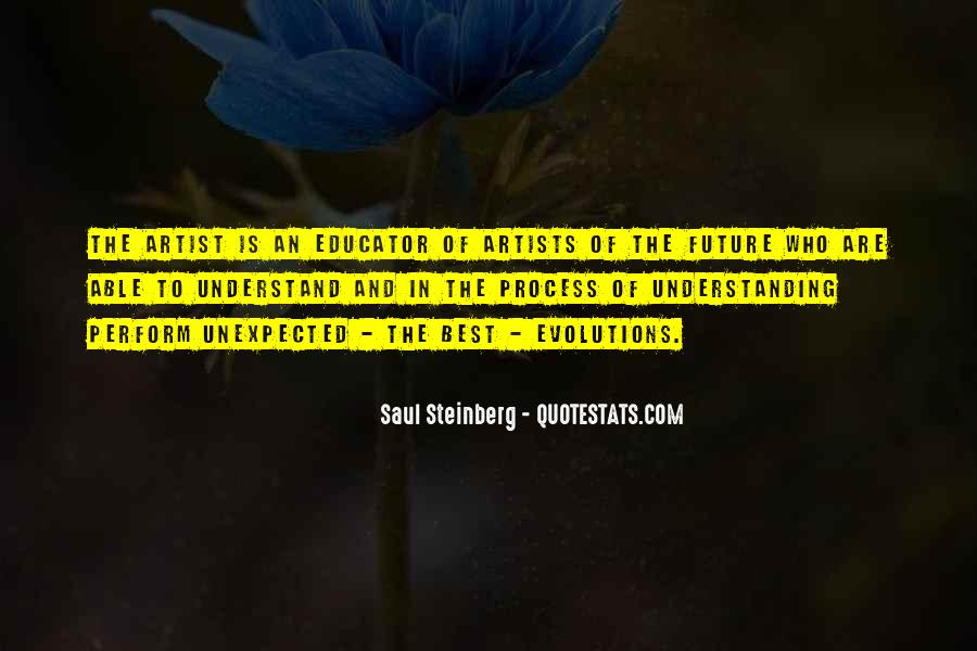 The Best Artist Quotes #1171760