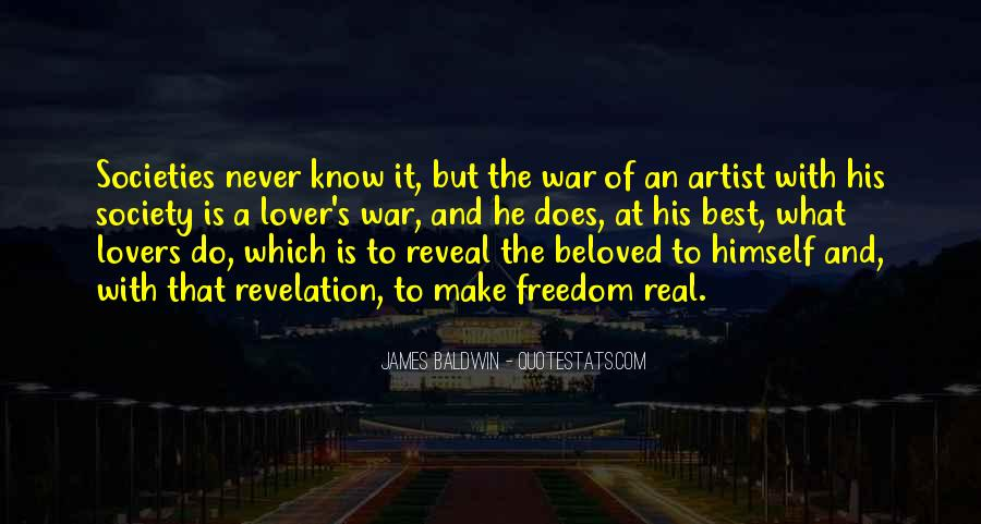 The Best Artist Quotes #147360