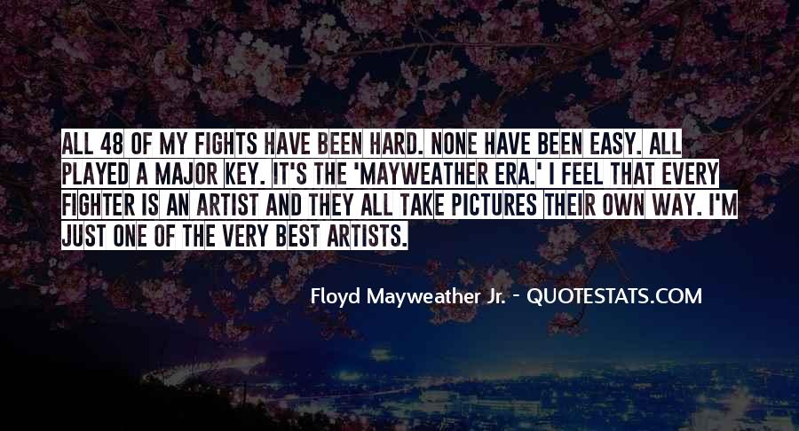 The Best Artist Quotes #158255