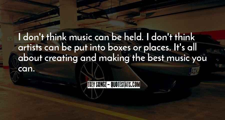 The Best Artist Quotes #2427