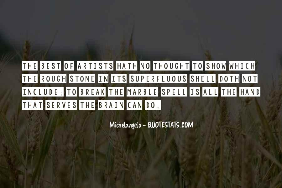 The Best Artist Quotes #246627