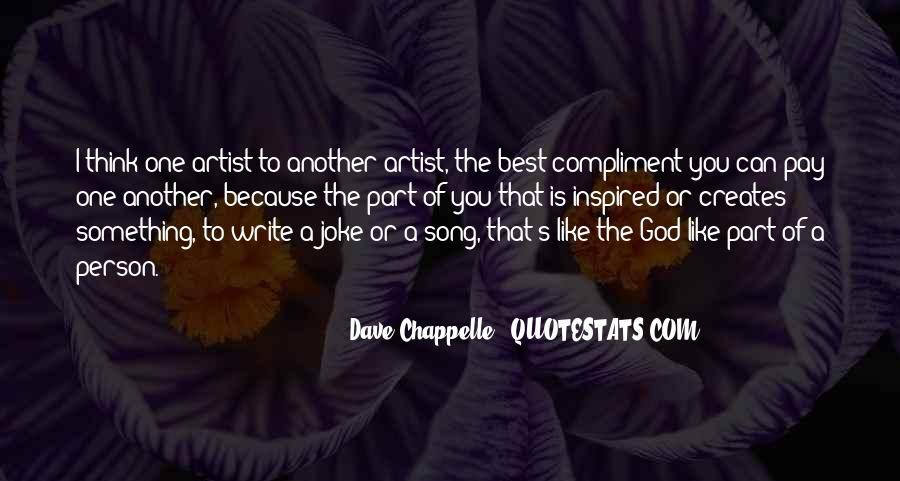 The Best Artist Quotes #268419