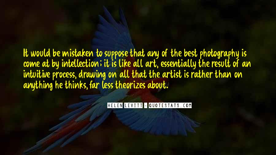 The Best Artist Quotes #269354