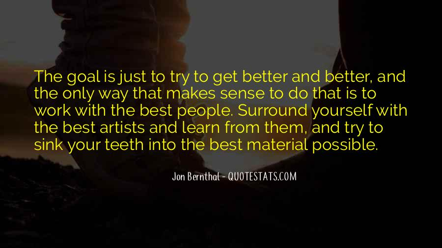 The Best Artist Quotes #312870