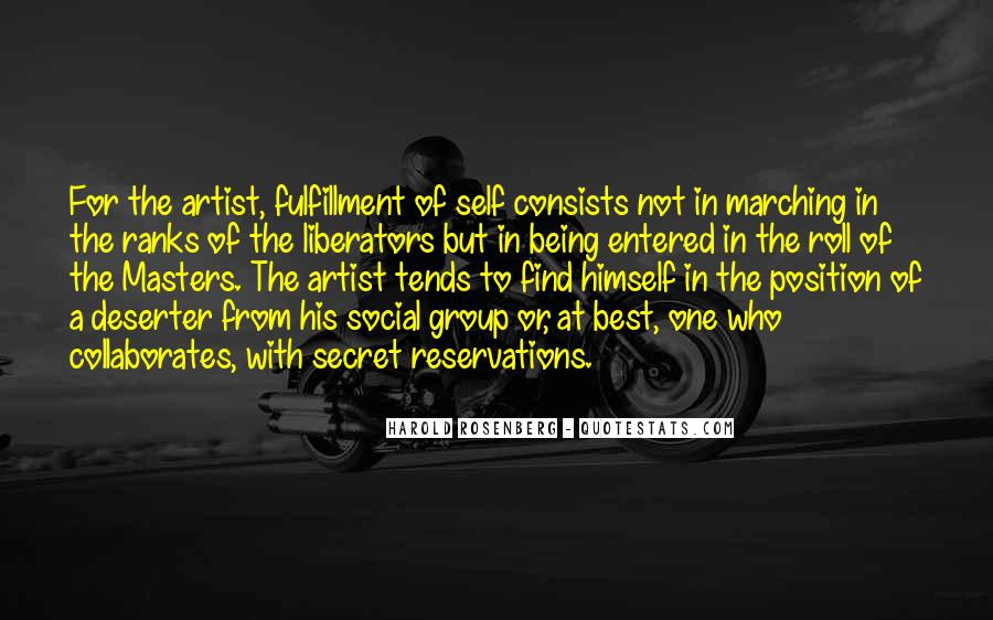 The Best Artist Quotes #350772