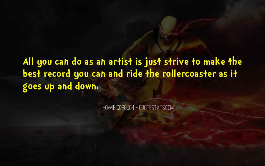 The Best Artist Quotes #556620