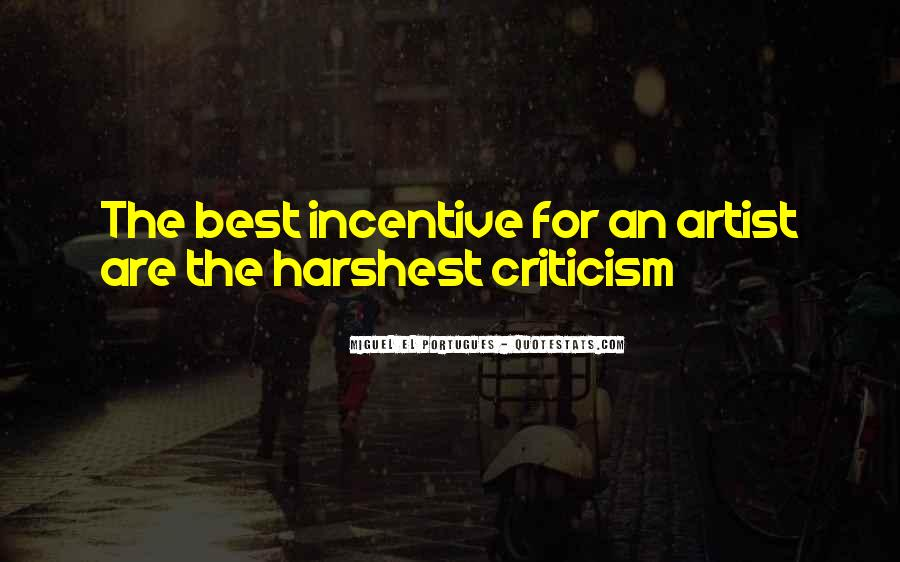 The Best Artist Quotes #573558