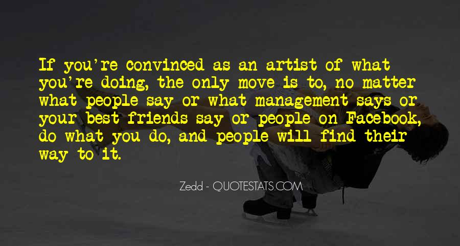 The Best Artist Quotes #601446